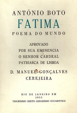 Fátima – Poema Do Mundo