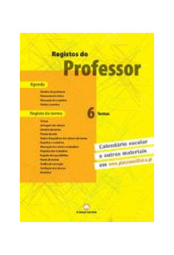 Registos do Professor: 6 Turmas