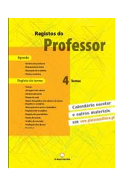 Registos do Professor: 4 Turmas