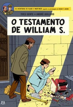 As Aventuras de Blake e Mortimer - Livro 34: O Testamento de William S.
