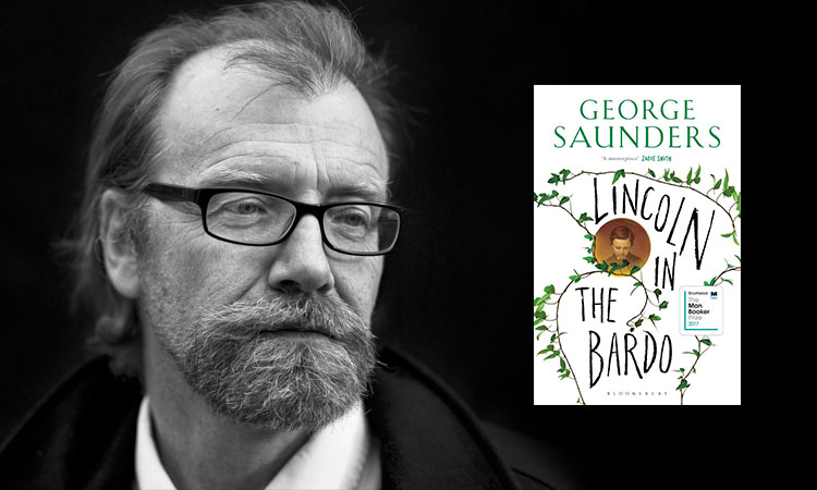 Man Booker Prize 2017 para George Saunders