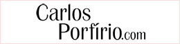 Website do escritor português Carlos Porfirio